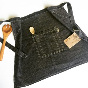 pockets are designed to fit a small note book, pens, your phone or other small tools